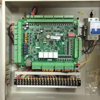 DS-K2602 GEÇİŞ KONTROL PANELİ (2 KAPI)