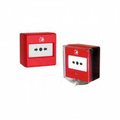 FD4991 IP 67 Yangın Alarm Butonu